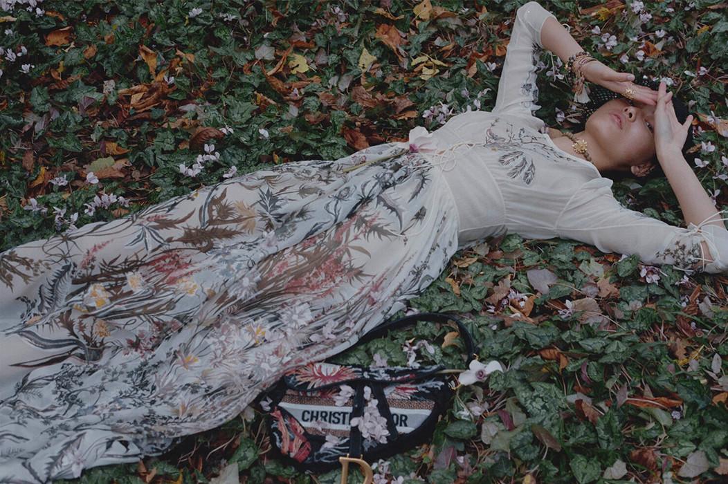 Dior Magazine, shot by Lean Lui - © artifices