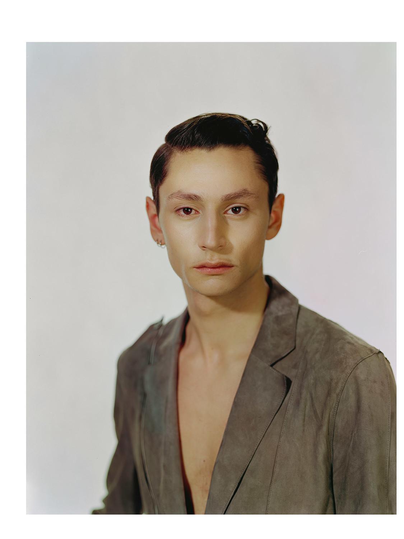 Jun Li, shot by Image Group - © artifices