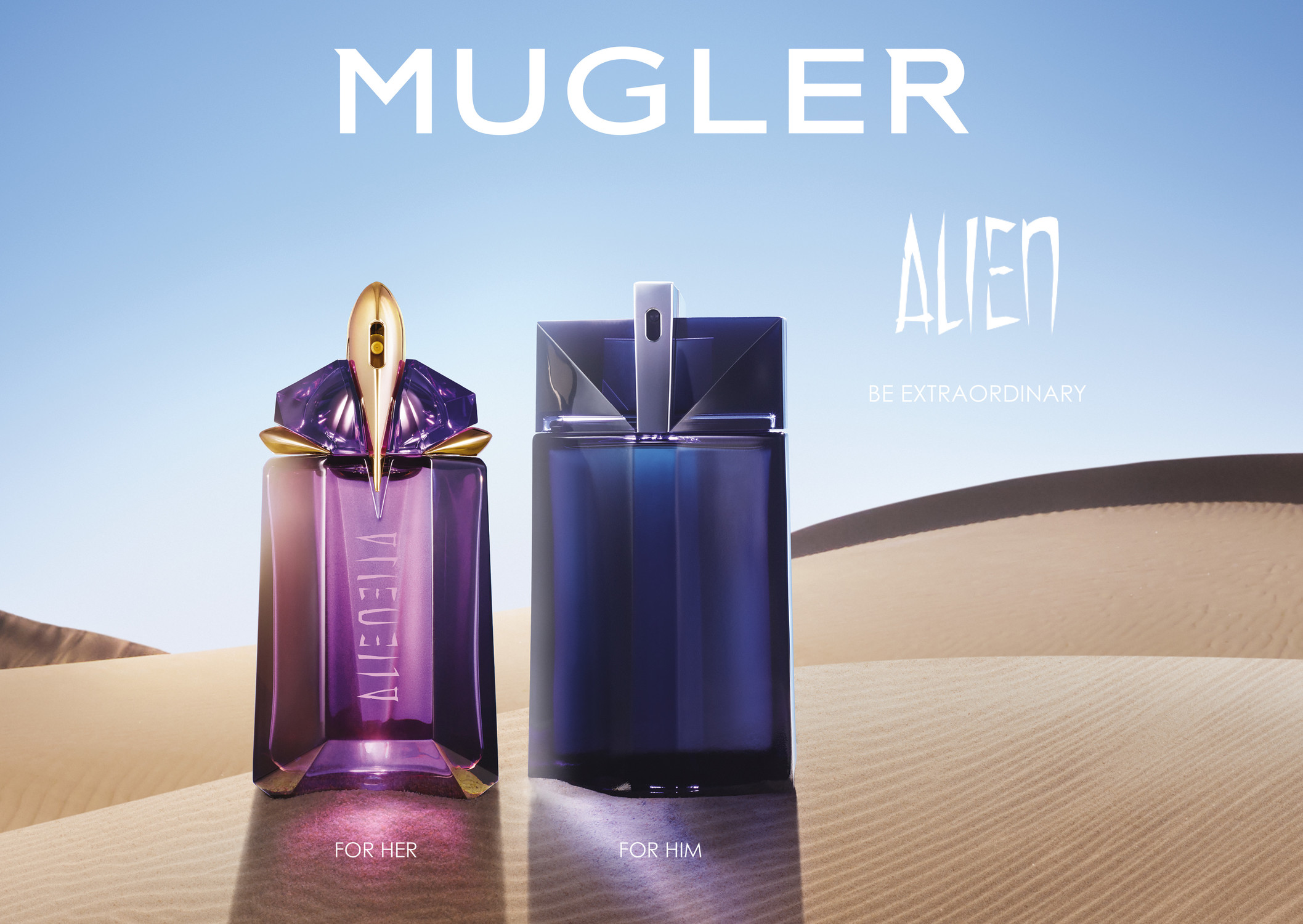 MUGLER ALIEN, shot by Johann Clausen - © artifices