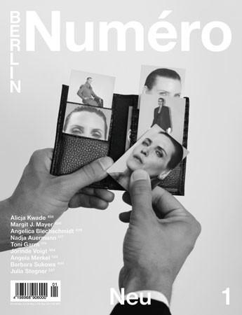Numéro Berlin, shot by Arnaud Lajeunie - © artifices