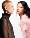 Valentino Couture Makeup Campaign - © artifices